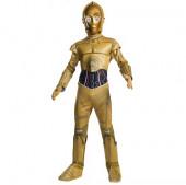 Fato C3PO Clássico Star Wars