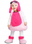 Fato Cãozinho rosa
