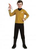 Fato Capitán Kirk Star Trek para menino