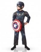 Fato Capitão América 2 Deluxe