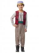 Fato Carnaval Aladino Criança
