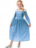 Fato Carnaval As Aventuras de Elsa Frozen