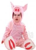 Fato carnaval bebé porquinha
