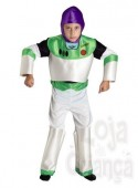 Fato Carnaval Buzz Lightyear toy story