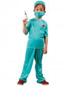 Fato Carnaval de cirurgião