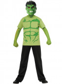 Fato Carnaval de Hulk Marvel