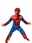 Fato Carnaval de Ultimate O Spiderman musculoso