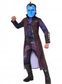 Fato Carnaval deluxe de Yondu Guardião da Galáxia 2