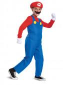 Fato Carnaval Deluxe Super Mario