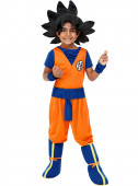 Fato Carnaval Goku Dragon Ball