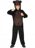 Fato Carnaval Gorila Infantil