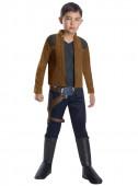 Fato Carnaval Han Solo Deluxe Star Wars