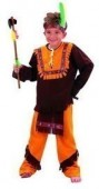 Fato Carnaval Indio Criança
