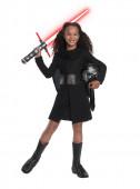 Fato Carnaval Kylo Ren Menina Star Wars
