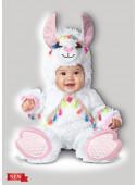 Fato Carnaval Llama Encantador Bebé