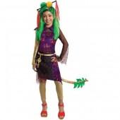 Fato carnaval monster high Jinafire