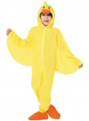 Fato Carnaval Pato Infantil
