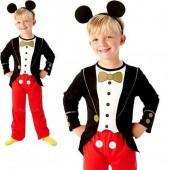 Fato Carnaval Rato Mickey