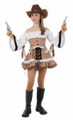 Fato Carnaval Vaqueira Cowgirl