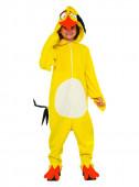 Fato Chuck - Angry Birds em Amarelo