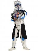 Fato Clone Trooper Rex Deluxe Star Wars