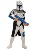Fato Clone Trooper Rex