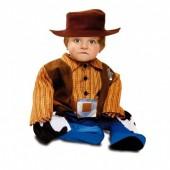 Fato Cowboy Bill para bebé