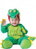 Fato crocodilo para bebé