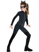 Fato da Catwoman para menina