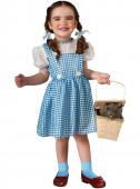 Fato da Dorothy para bebé e menina