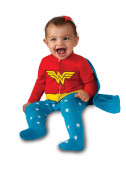 Fato da Super-Mulher DC para bebé
