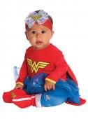Fato da Super-Mulher DC super amigos para bebé
