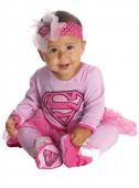 Fato da Supergirl para bebé