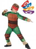 Fato da Tartaruga Ninja