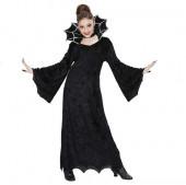 Fato Dama Aranha halloween