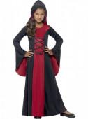 Fato Dama Vampira halloween