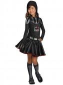 Fato Darth Vader menina