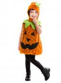 Fato de Abóbora Halloween