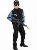 Fato de agente dos SWAT