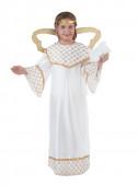Fato de Anjo dourado