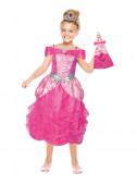 Fato de Barbie princesa veste-te como eu