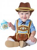 Fato de bávaro para bebé