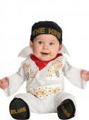 Fato de Bebé Elvis