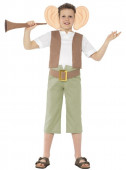 Fato de Big Friendly OGigante Roald Dahl