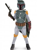 Fato de Boba Fett Star Wars