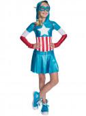 Fato de Capitã América