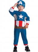 Fato de Capitão América Marvel