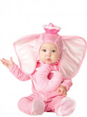 Fato de Carnaval  Menina Elefante Bebé
