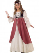 Fato de Clarisa medieval