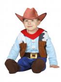Fato de Cowboy do Oeste para bebé